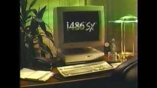 getlinkyoutube.com-Intel 486SX Commercial