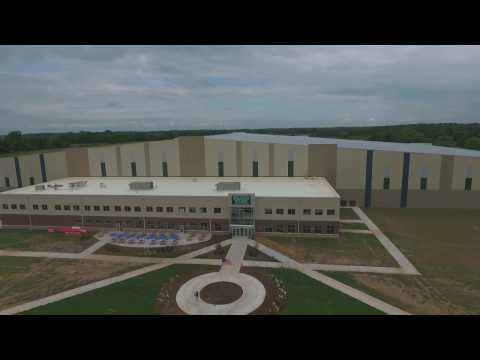 Grand Park Events Center Aerial Tour
