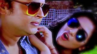 getlinkyoutube.com-tip tip brishti | Alisha Pradhan Bangla Movie hot song 2016 | saimon