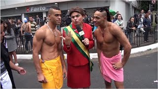 getlinkyoutube.com-Passou de 1 milhão de views Parada Gay SP 2013
