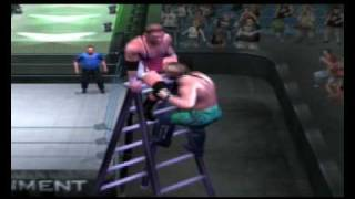 Smackdown Brutal And Funny Moments
