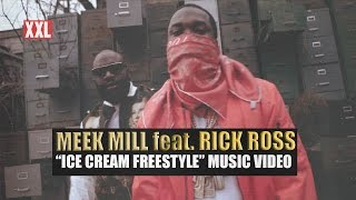 Meek Mill - Ice Cream (freestyle) (ft. Rick Ross)