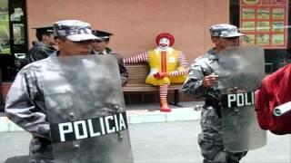 getlinkyoutube.com-Creepypasta El Payaso Ronald MC Donalds