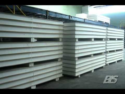 Sistema Constructivo BLS con Paneles SIP