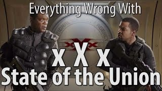 getlinkyoutube.com-Everything Wrong With xXx: State of the Union