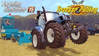 getlinkyoutube.com-Farming Simulator 2015 Tractor Pulling