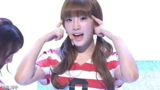getlinkyoutube.com-Girls' Generation - OH!, 소녀시대 - 오!, Music Core 20100313
