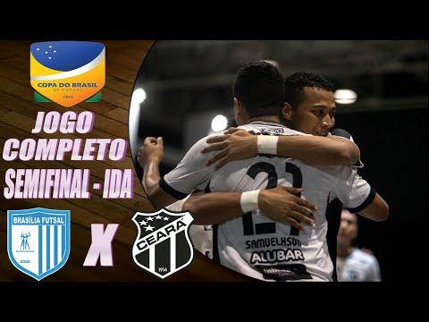 JOGO COMPLETO: Brasília Futsal 2 x 5 Ceará – 3º Fase – CBFS (28/11/2020)