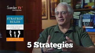 5 Strategy Rules