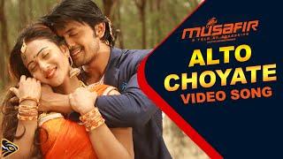 getlinkyoutube.com-Alto Choyate - Imran | Musafir (2016) | Official Video Song | Arifin Shuvoo | Marjan Jenifa