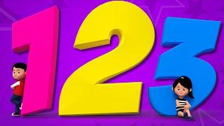 getlinkyoutube.com-Numbers Song | Learn Numbers | Counting Numbers 123 | Nursery Rhymes | Baby Songs