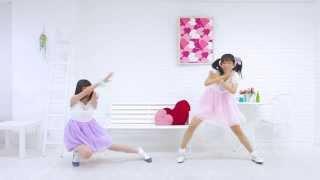 getlinkyoutube.com-【まなこ×やっこ】ビバハピ 踊ってみた
