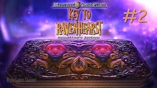 getlinkyoutube.com-Mystery Case Files 12: Key to Ravenhearst Walkthrough   Part 2