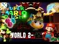 Super Mario Plush World 2-Castle
