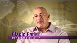 Biagio Parisi. El futuro no está lejos.