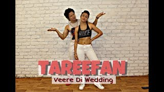 TAREEFAN | VEERE DI WEDDING | SONAM KAPOOR | DHANASHREE VERMA FT. SARANG RAI | BADSHAH