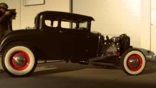 getlinkyoutube.com-Flake & Flames - The Hot Rod Shooting / Making-of by Dirk Behlau