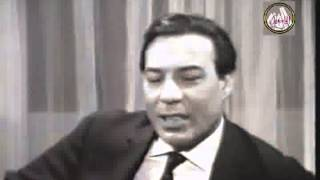getlinkyoutube.com-فريد شوقي+فهد بلان+صباح= لقاء تلفزيوني - الجزء الاول