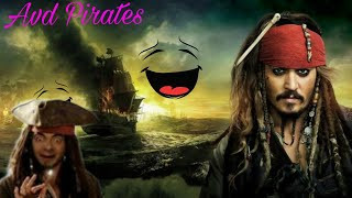 dogri dubbed video || pirates of caribbean || avd pirates