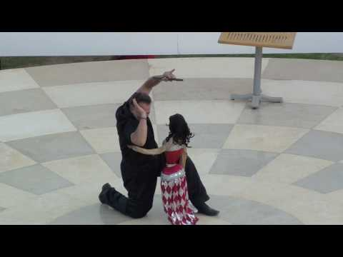 Egyptian Puppet Belly Dancing