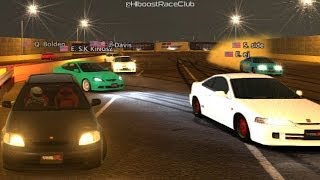 Gran Turismo 6 | Nitrous '97 Civic Type R Build + Honda Meet