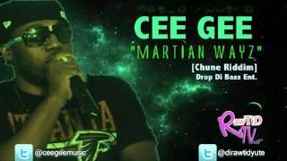 Cee Gee - Martian Wayz