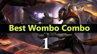 Best Wombo Combo Compilation #1 | Wombo Combo League Of Legends