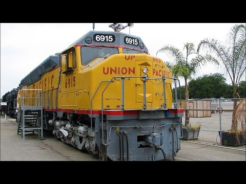 Biggest Diesel Locomotive (HD)
