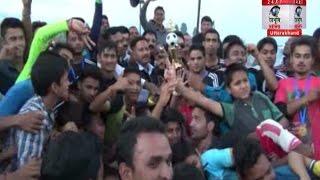 चंपावत : कांटे की टक्कर में चांनवरी ने फ़ाइनल में दर्ज की जीत