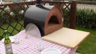 getlinkyoutube.com-forno a legna 52x50
