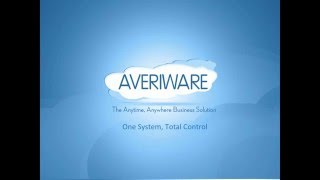 Averiware: Creating A QuickBill (Spanish)