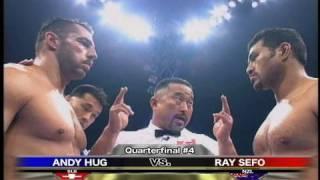Andy Hug vs. Ray Sefo - K-1 GP '98 FINAL