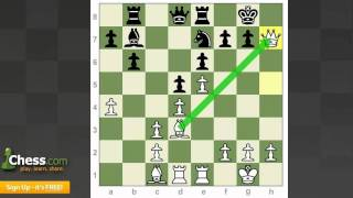 Chess Strategy: How to Finish the Attack! width=