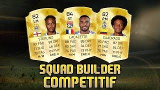 getlinkyoutube.com-FIFA 16 - SQUAD BUILDER HYBRID COMPÉTITIF POUR 50K !!