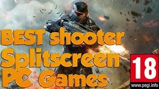 getlinkyoutube.com-6 PC splitscreen action/shooter Games (coop/versus)