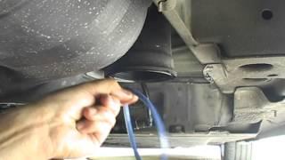 getlinkyoutube.com-DiY fuel filter change opel / vauxhall insignia 2.0CDTI