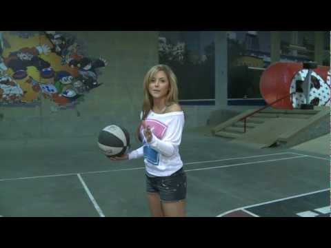 UFC Octagon Girl Brittney Palmer Calls Out Dude Perfect