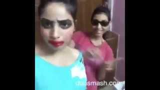 getlinkyoutube.com-Funny Dubsmash of Video By Qandeel Baloch Part2