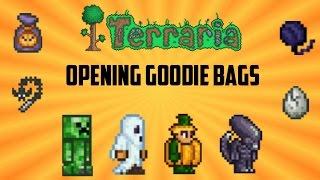 getlinkyoutube.com-Terraria ios 1.2.4 | Goodie Bag opening! (Halloween Update)
