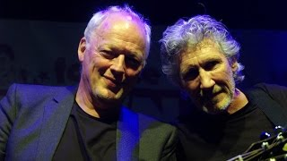 getlinkyoutube.com-DAVID GILMOUR ▲ ROGER WATERS - Comfortably Numb