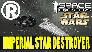 getlinkyoutube.com-Space Engineers - Imperial Star Destroyer