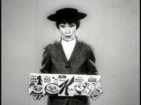 Kellogg's Variety Pack Commercial (1961)