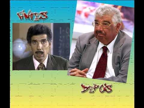 Antes e Depois TURMA DO CHAVES!!