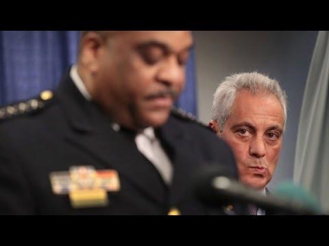 Emanuel: Chicago adding cops to stem violence