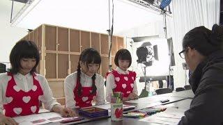 getlinkyoutube.com-広瀬すず、土屋太鳳、松井愛莉がチョコ作りに挑戦! 「ガーナミルクチョコレート」CMメーキング映像