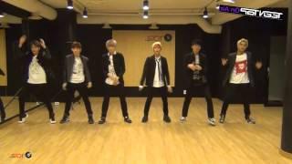 getlinkyoutube.com-Teen Top 'Rocking' mirrored Dance Practice