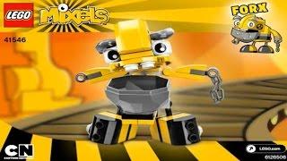 getlinkyoutube.com-LEGO  MIXELS  SERIES  6  WELDOS  FORX  41546  -  Лего  Миксели  6 серия  ВЕЛДОС   ФОРКС   2015
