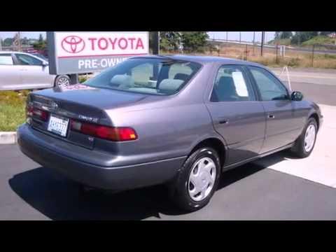 1997 Toyota Camry Tacoma WA 98411
