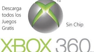 Descarga Juegos en tu Xbox 360 Gratis (Sin Chip)