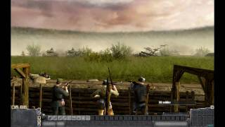 "getlinkyoutube.com-MEN OF WAR (PC): ""The Outskirts of Berlin"" - April 20th 1945"